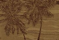 1045313 WOODSTONE Tropical Jacquard Fabric