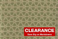 1047412 SPOKEN FOR CLOVER Jacquard Fabric