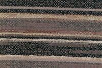 1052914 ADOBE III WSH GUNMETAL Stripe Fabric
