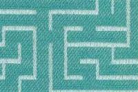 1054013 PUZZLED JADE Contemporary Jacquard Fabric