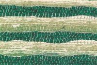 1054111 RAG RUG SHAMROCK Stripe Fabric