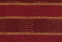 1320913 STEWART CHILI PEPPER Stripe Jacquard Upholstery Fabric