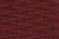 134116 CHESLER WINE Stripe Jacquard Upholstery Fabric