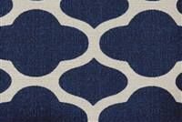 1915012 VERNON OCEANSIDE Lattice Jacquard Fabric