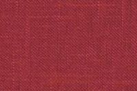 197751 LYNDON MOROCCAN RED Solid Color Linen Blend Fabric