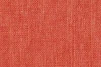 197758 LYNDON PAPRIKA Solid Color Linen Blend Fabric