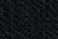 197783 LYNDON BLACK Solid Color Linen Blend Fabric