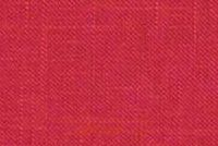 197788 LYNDON RED Solid Color Linen Blend Fabric