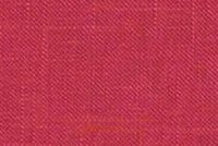 Covington JEFFERSON LINEN 347 CERISE Solid Color Linen Blend Fabric