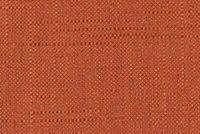 1977S LYNDON TERRACOTTA Solid Color Linen Blend Fabric