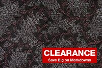 199316 PEDERSON BLACK CHERRY Jacquard Fabric