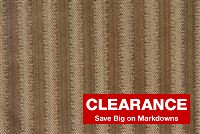 212014 PARCHMENT Stripe Upholstery Fabric