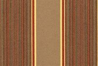 Sunbrella 5606-0000 DAVIDSON REDWOOD Stripe Indoor Outdoor Upholstery Fabric