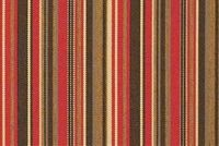 Sunbrella 56059-0000 DORSETT CHERRY Stripe Indoor Outdoor Upholstery Fabric
