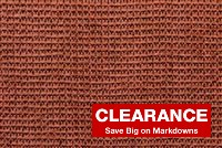 525913 PAPRIKA Solid Color Chenille Upholstery Fabric