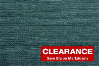 525926 SEA GREEN Solid Color Chenille Upholstery Fabric