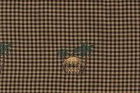 5437711 PARADISE Check Fabric