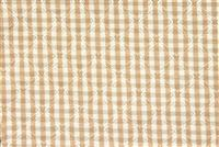 5438017 KHAKI Check Upholstery Fabric