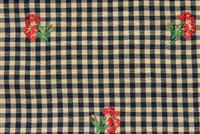 5439014 WILLIAMSBURG Check Upholstery Fabric