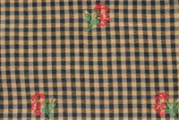 5439015 FLEUR Check Upholstery Fabric