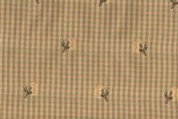 5439018 FRUIT Check Upholstery Fabric