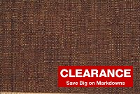 5463718 WATSON/TOASTED CHESTNUT Solid Color Upholstery Fabric