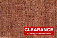 5463719 WATSON/UMBRIA RED Solid Color Fabric