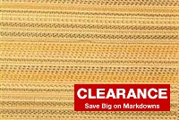 5463812 CARTER/HARVEST GOLD Stripe Jacquard Upholstery Fabric