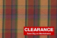 5475411 SANDY/RIDGELAND Check / Plaid Fabric