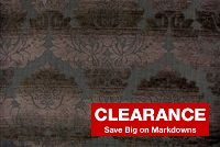 5477413 CHANEY/OXFORD BROWN Chenille Fabric