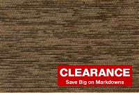 5554712 BARRETT COCOA BROWN Solid Color Chenille Upholstery Fabric