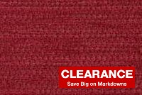 5554714 BARRETT NEW BURGUNDY Solid Color Chenille Fabric