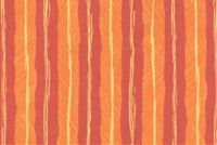 5563115 APRICOT Stripe Print Fabric