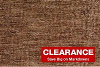 5589711 NUTMEG Solid Color Chenille Upholstery Fabric