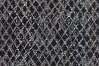 5705611 MIDNIGHT Diamond Jacquard Fabric