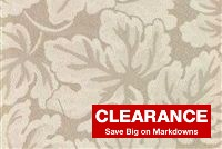 5716312 MEADOW WASHED Floral Damask Fabric
