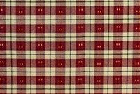 5721613 FIREBRICK DITZY CK Check / Plaid Fabric