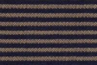 572614 NAVY Stripe Jacquard Fabric