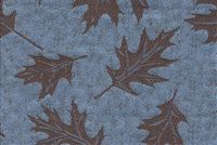 5730714 BOONE BLUE WINDS Lodge Jacquard Fabric