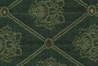 5738613 CLINE/EMERALD Diamond Damask Fabric