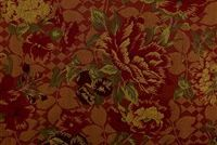 5750311 WHITTINGTON BLAZING VINES Floral Jacquard Fabric