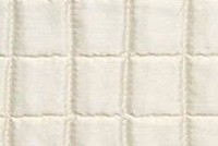5762223 CLAUDETTE IVORY MIST Check Quilted Silk Fabric