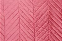 5766238 ANITA / ROSE Quilted Silk Fabric