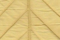 5766239 ANITA / GOLD DUST Quilted Silk Fabric