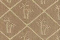 5766811 DEPALMA TAUPE Tropical Jacquard Silk Upholstery And Drapery Fabric