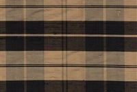 5766911 LORIDAN SMOKEWOOD Plaid Patterned Silk Drapery Fabric