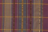 5767612 MISHA DAYDREAM Plaid Patterned Silk Fabric
