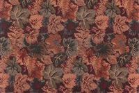 594211 LEAVES Floral Tapestry Fabric