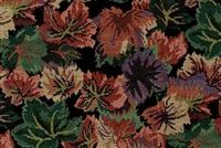 594212 EVENING AUTUMN Floral Tapestry Fabric