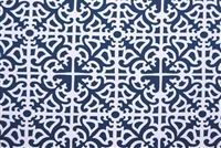 Williamsburg SNS PARTERRE S INDIGO Contemporary Indoor Outdoor Upholstery Fabric